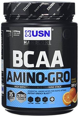 USN BCAA Amino-Gro 300g Image