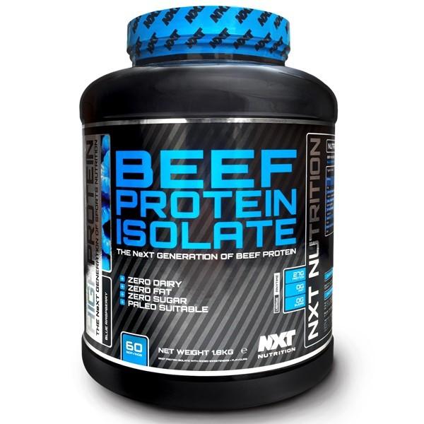 NXT Beef Protein 1.8kg Image