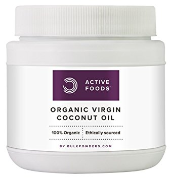 Active Foods Coconut Oil Image