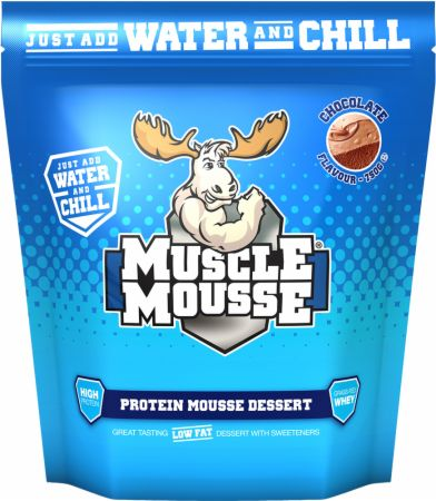 Muscle Mousse 750g Image