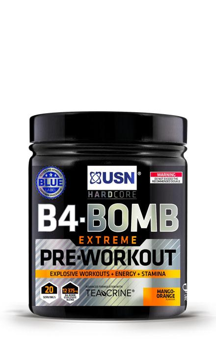 USN B4-Bomb Extreme 300g Image