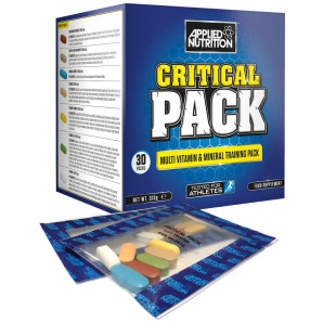 Applied Nutrition Critical Pack Image