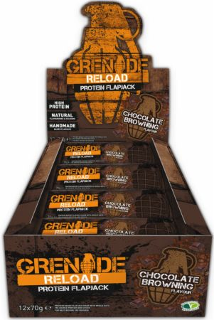 Grenade Reload Flapjack x12 Image